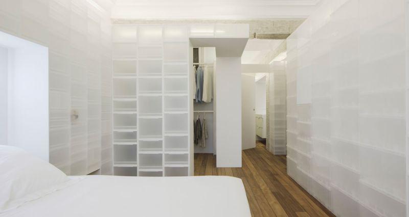 arquitectura serrano + baquero la casa desordenada habitacion principal