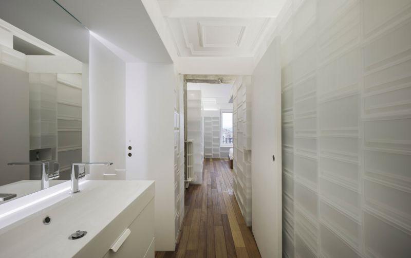 arquitectura serrano + baquero la casa desordenada baño