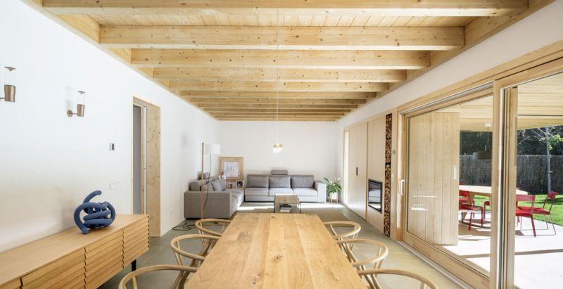 arquitectura alventosa morell arquitectes casa noa fotografia salon