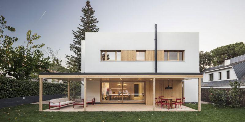 arquitectura alventosa morell arquitectes casa noa fotografia exterior general