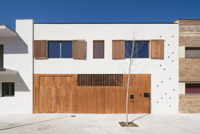 arquitectura entrevista exclusiva vilalta architects casa BD alzado principal