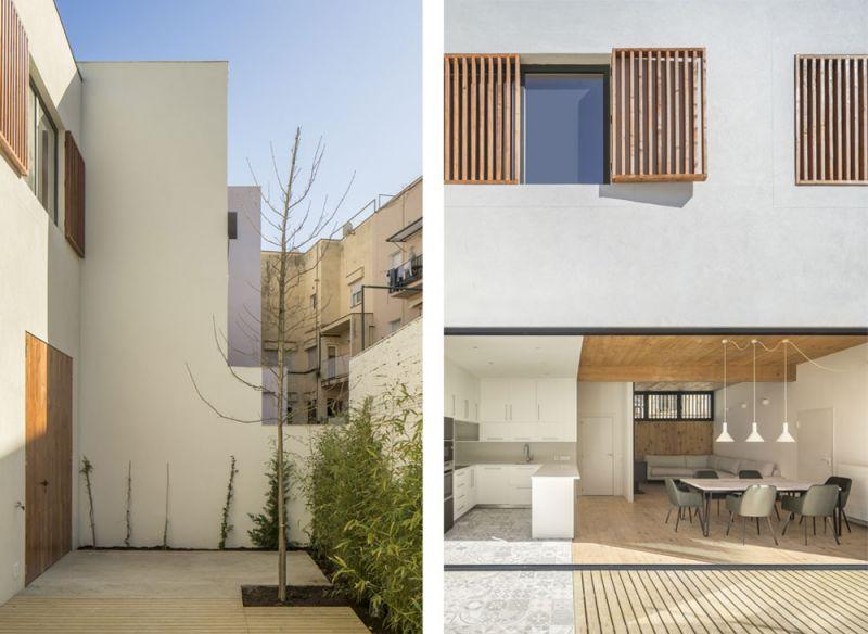 arquitectura entrevista exclusiva vilalta architects casa BD detalles fachada