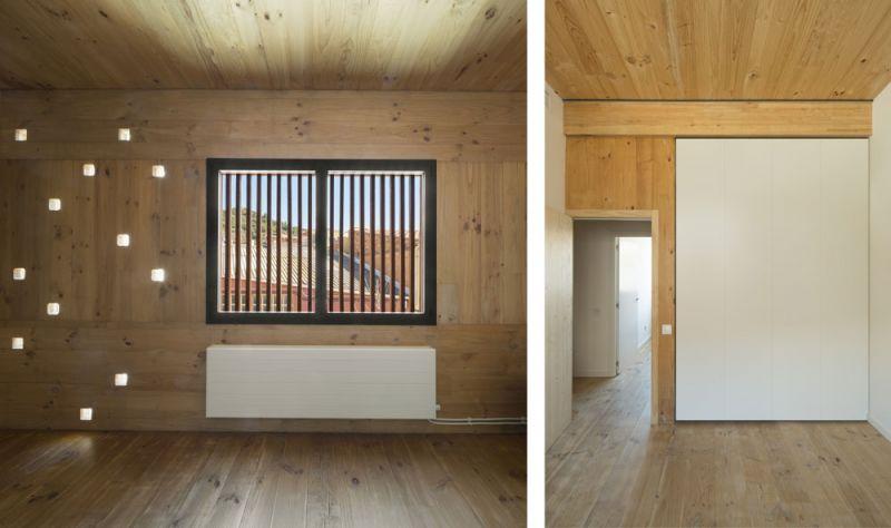 arquitectura entrevista exclusiva vilalta architects casa BD habitacion primera planta