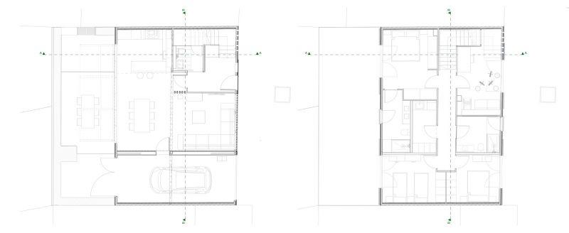 arquitectura entrevista exclusiva vilalta architects casa BD plantas