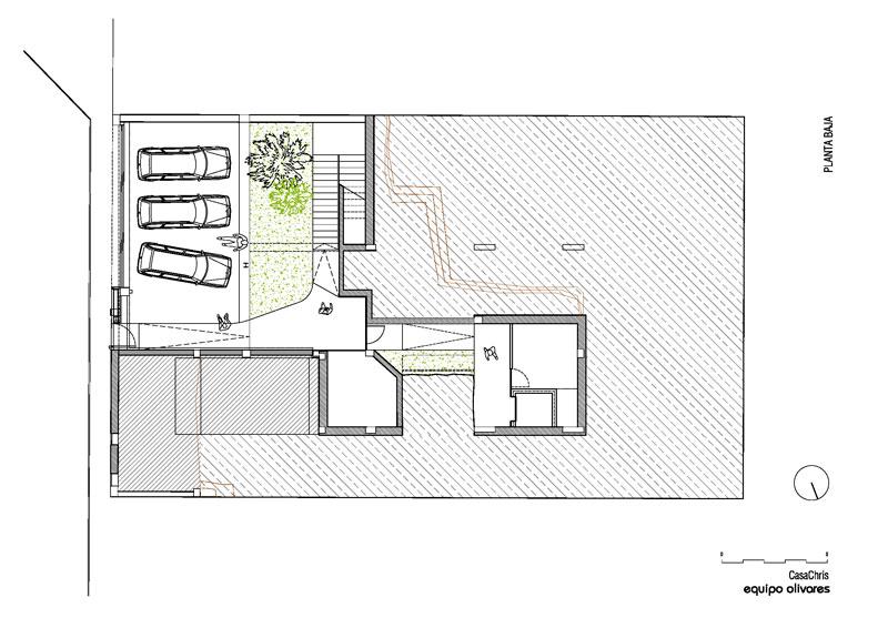 equipo olivares casachris ciclo entrevistas arquitecturayempresa planta sotano