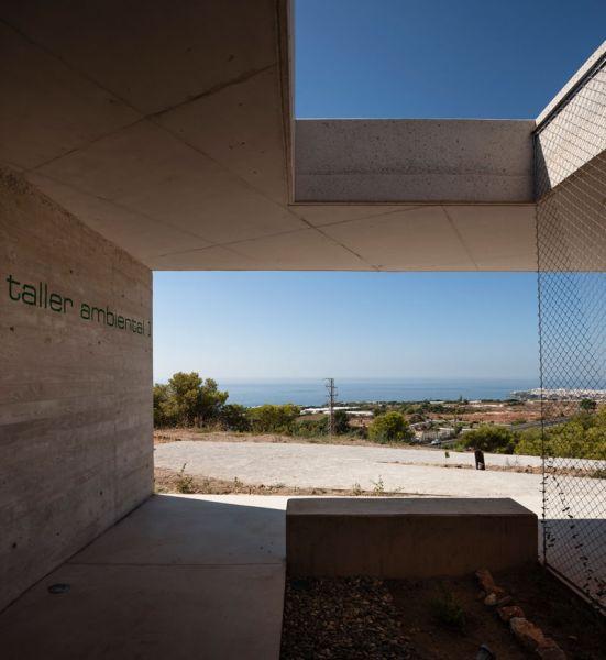 ismo arquitectura ciclo de entrevistas arquitectura y empresa Jardín botánico de Nerja 03