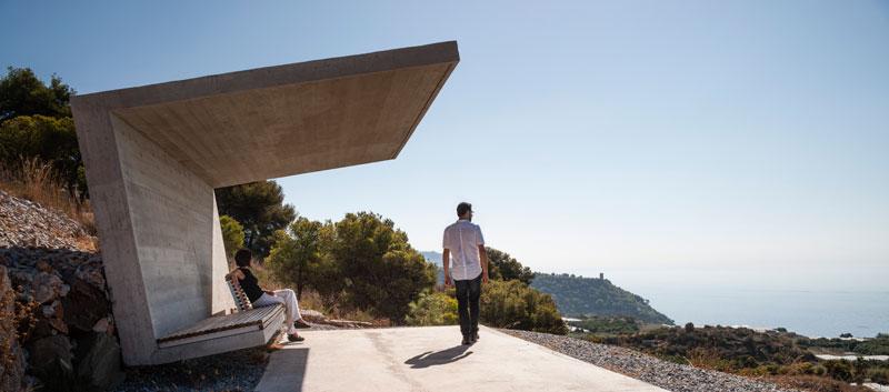 ismo arquitectura ciclo de entrevistas arquitectura y empresa Jardín botánico de Nerja 01