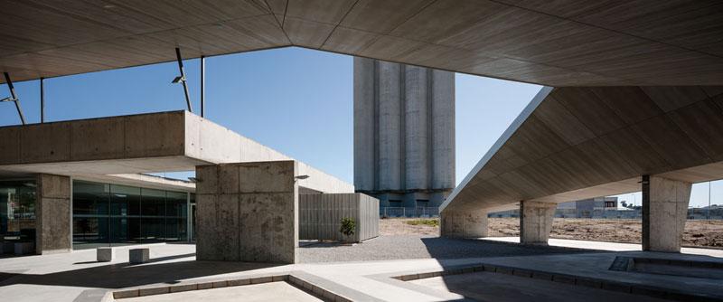 ismo arquitectura ciclo de entrevistas arquitectura y empresa la Estación de Autobuses de Trujillo 02