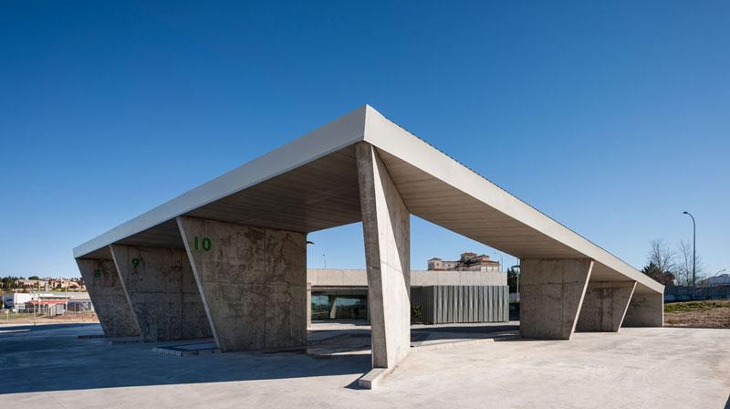 ismo arquitectura ciclo de entrevistas arquitectura y empresa la Estación de Autobuses de Trujillo 03