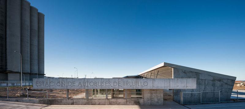 ismo arquitectura ciclo de entrevistas arquitectura y empresa la Estación de Autobuses de Trujillo 01