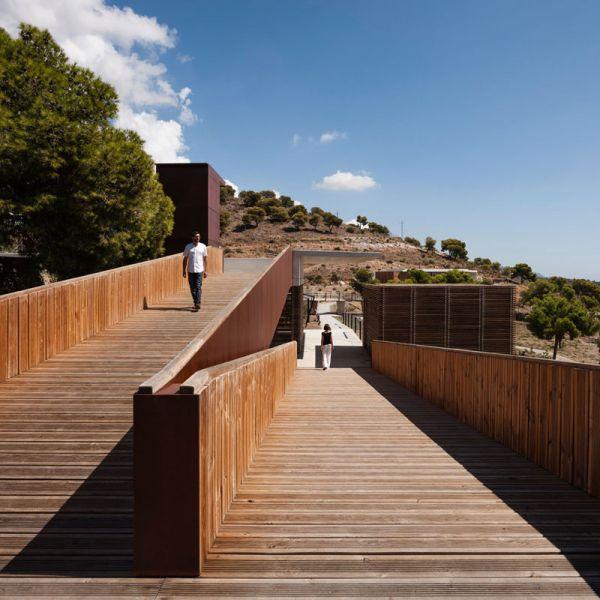 ismo arquitectura ciclo de entrevistas arquitectura y empresa Jardín botánico de Nerja 04