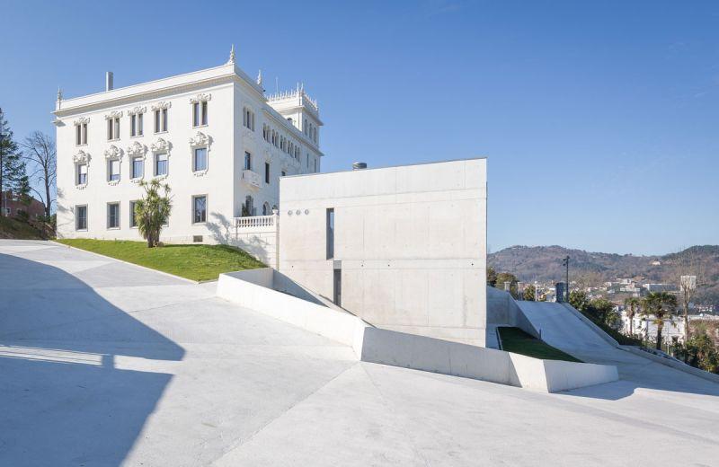 Colegio Mayor Jaizkibel Otxotorena arquitectos fotografia exterior general
