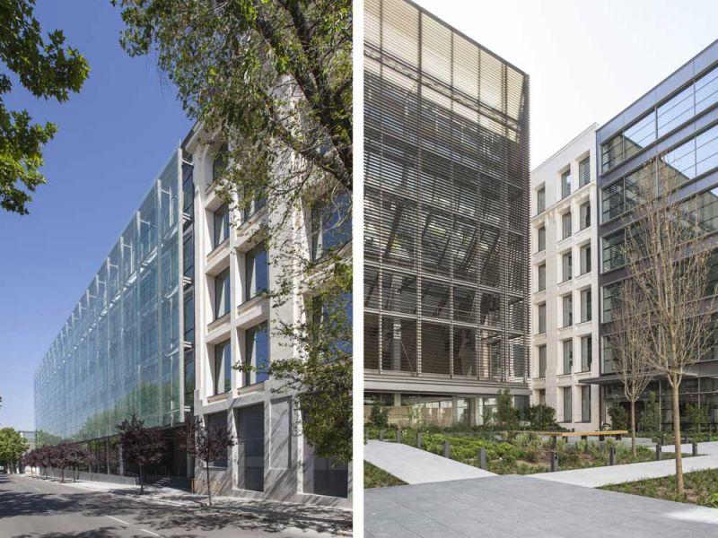 arquitectura ciclo de entrevistas estudio L35 Luisa Badía fotografía prado business park
