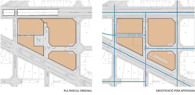 arquitectura ciclo de entrevistas estudio L35 Luisa Badía fotografía Centro comercial Glories ubicacion