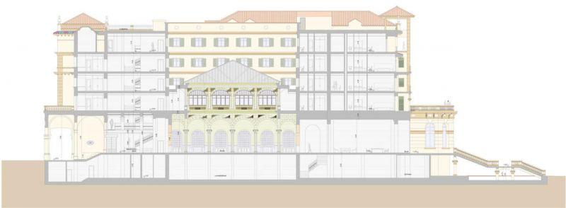 arquitectura estudio segui gran hotel miramar seccion