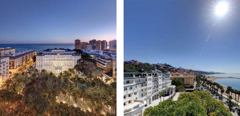 arquitectura estudio segui gran hotel miramar fotografia exterior ubicacion