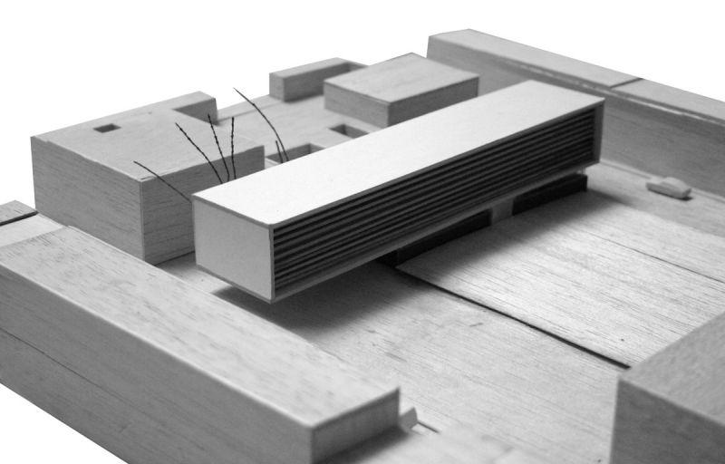 arquitectura entrevistas exclusivas baas jordi badia cap progres raval maqueta