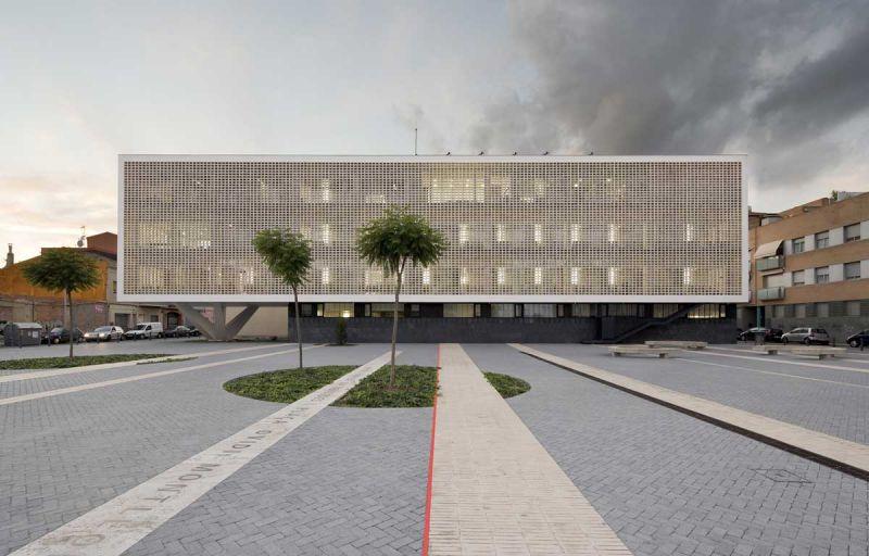 arquitectura entrevistas exclusivas baas jordi badia cap progres raval exterior frontal