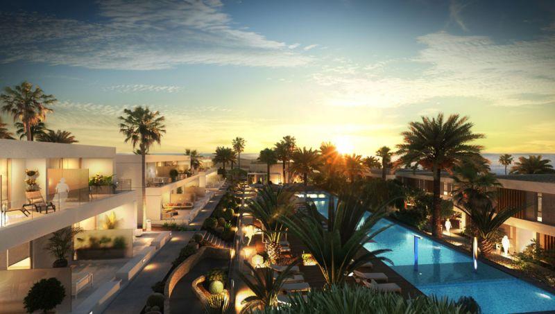 arquitectura ciclo de entrevistas exclusivas arquitectura y empresa makin molowny portela residencial nivaria beach I exterior general