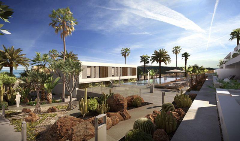 arquitectura ciclo de entrevistas exclusivas arquitectura y empresa makin molowny portela residencial nivaria beach I exterior