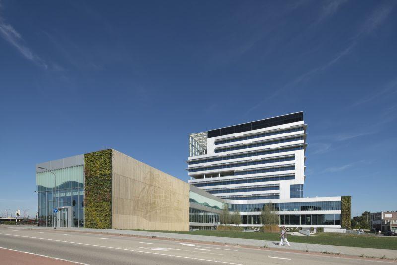 arquitectura_City_Hall_Venlo_fachada trasera