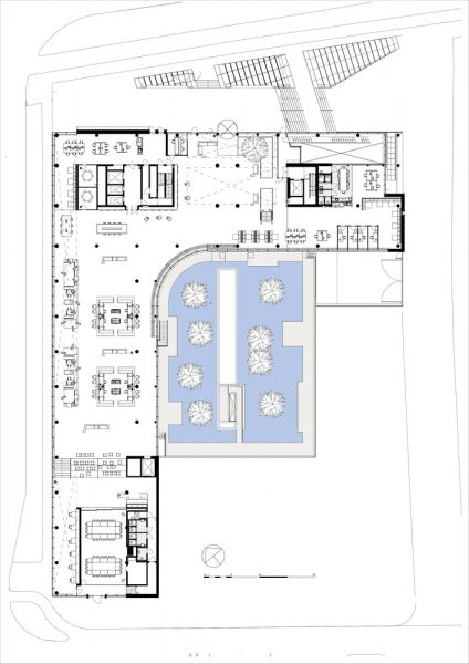 arquitectura_City_Hall_Venlo_planta baja