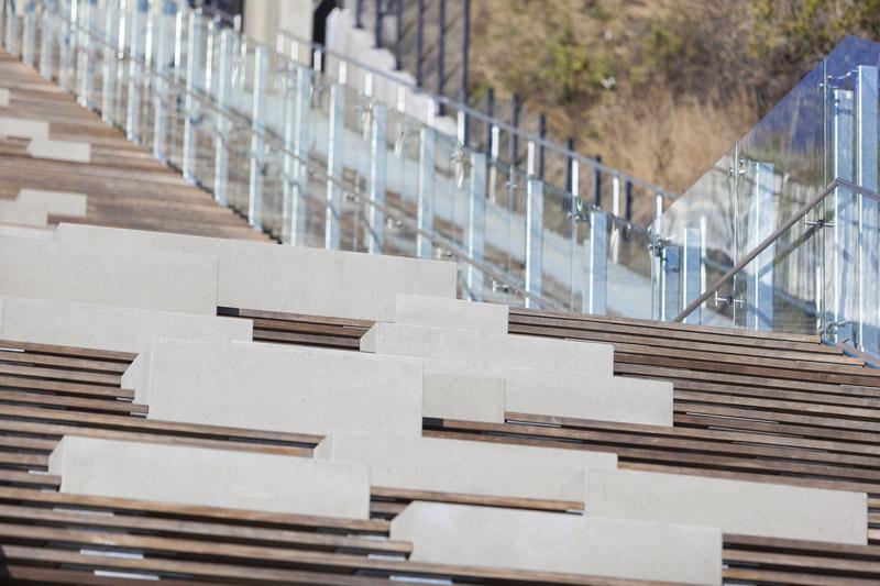arquitectura_Clear-Edmonton_1 Funicular_bloque hormigón escalera