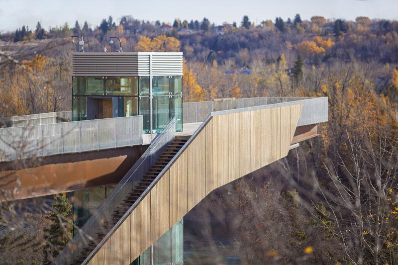 Arquitectura_Clear-Edmonton_1 Funicular_ vista del mirador