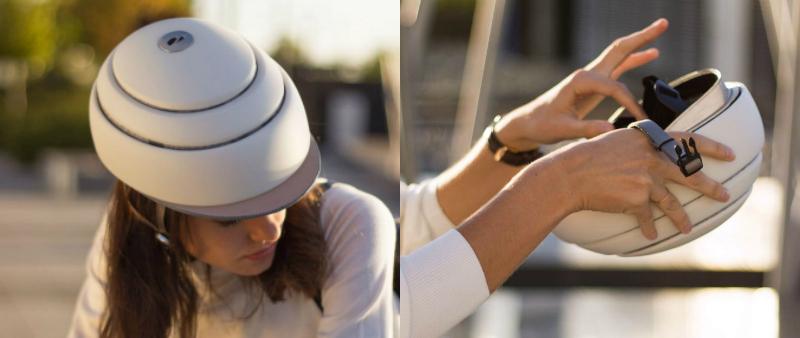 arquitectura, arquitecto, diseño, design, Closca, accesorios, ciclismo, bicicleta, casco, seguridad, moda, Valencia, España, Banzid Studio