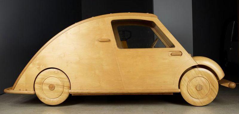 arquitectura coches diseñados por arquitectos le corbusier Voiture mínimum