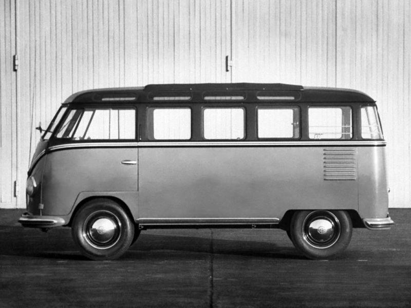 arquitectura coches diseñados por arquitectos volkswagen t1