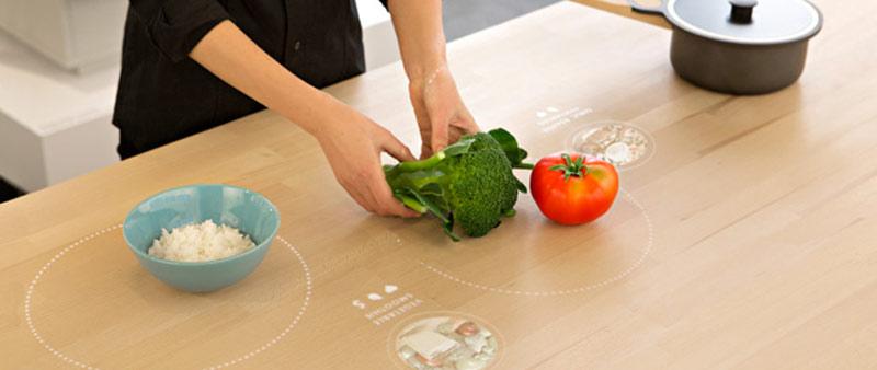 arquitectura, tecnología, materiales, ikea, ideo, diseño, cocina, kitchen