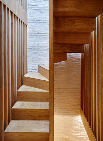 arquitectura_Coffey-Architects_Modern-Mews_ESCALERA