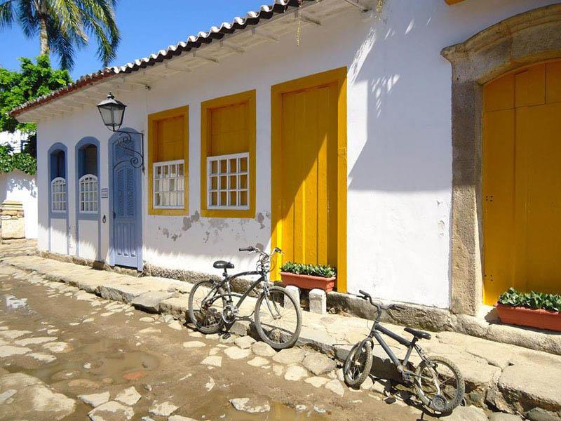 Arquitectura colonial_Paraty_Brasil_imagen casa colonial1