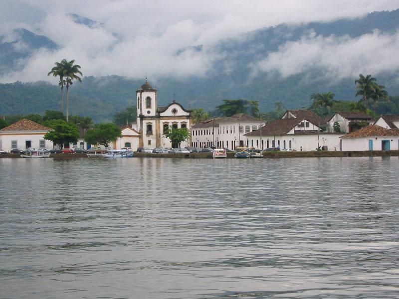 Arquitectura colonial_Paraty_conjunto
