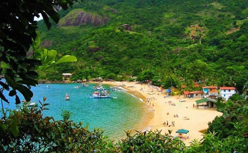 Arquitectura colonial_Paraty_Brasil _ zona de costa