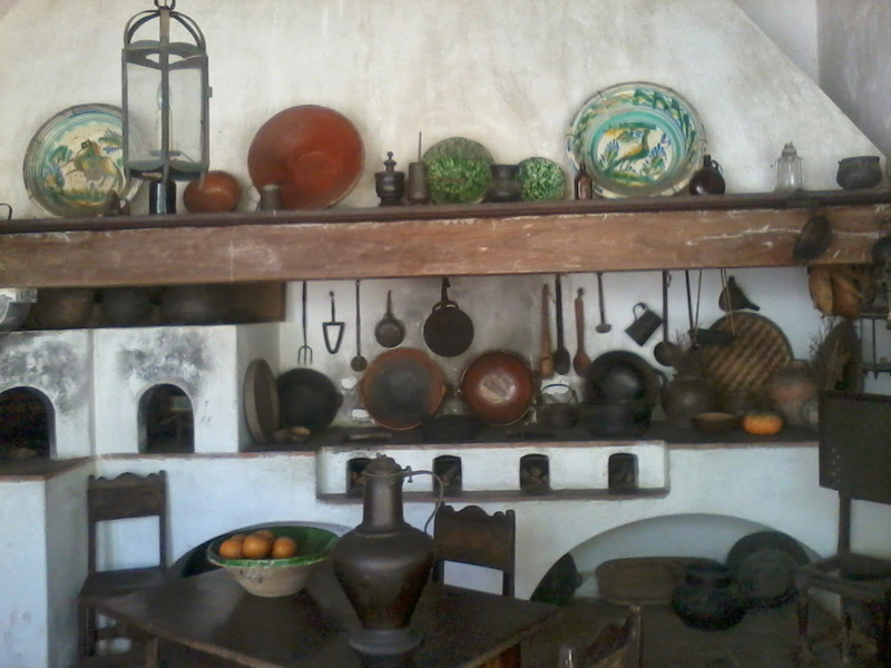 Arquitectura vista de la cocina Q Anauco