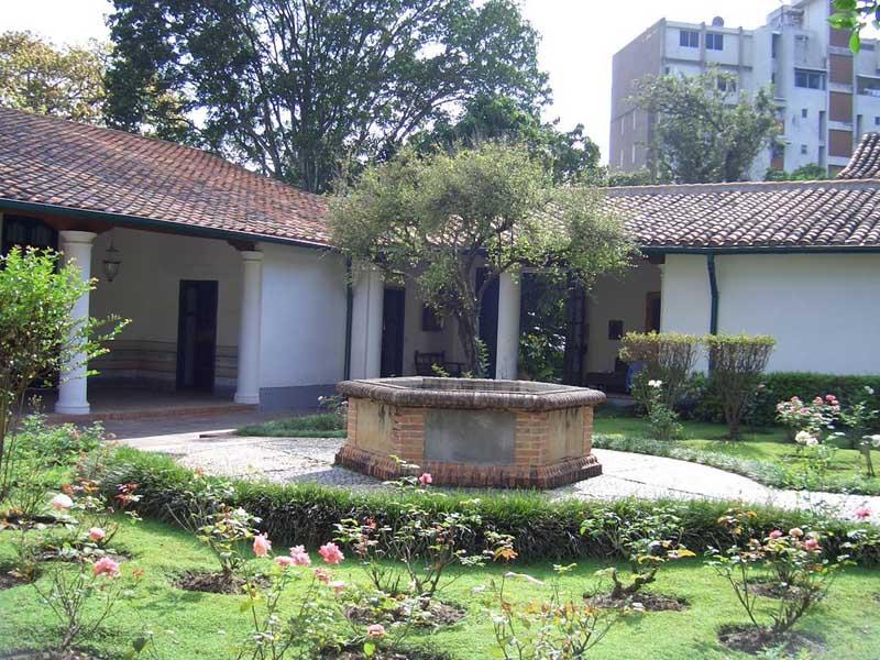 Arquitectura colonial quita anauco