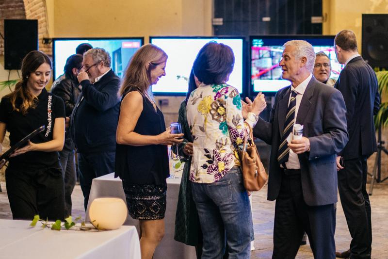 dialogos de arquitectura y empresa evento