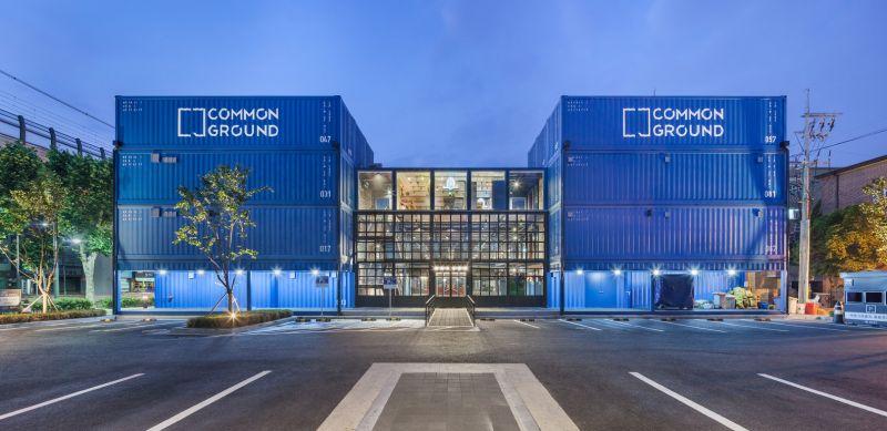arquitectura_Common_ground_Urbantainer_market hall