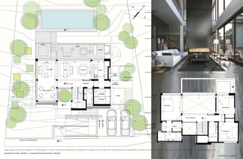 arquitectura concursos de viviendas casa montserrat barcelona