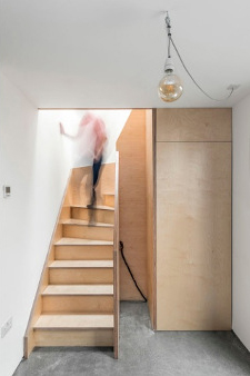 arquitectura_Container House_escalera