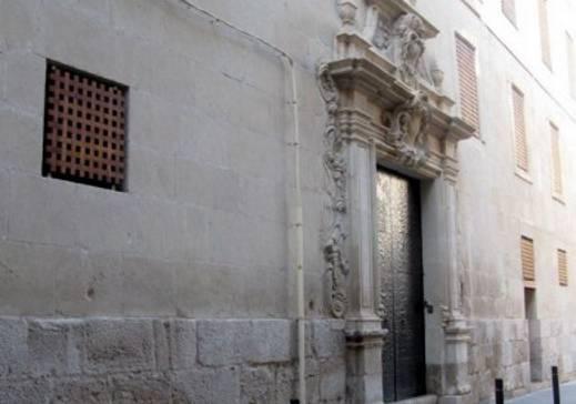 arquitectura celda de comvento