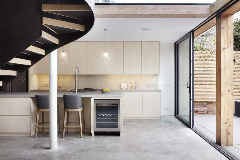 arquitectura_Cousins&Cousins_DeBeauvoir_cocina