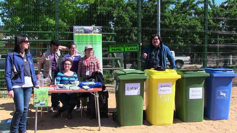 Sistemas de reciclaje sociales de Curitiba