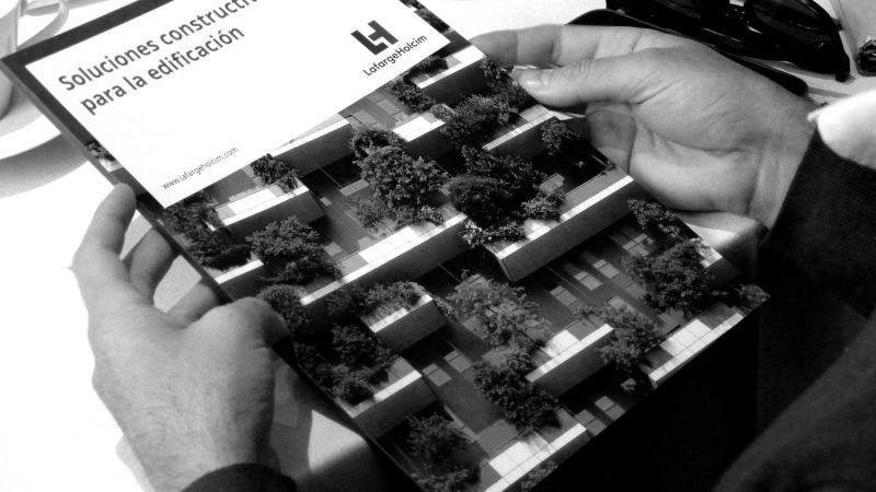 desayunos arquitectura yempresa lafarge holcim hotel westin foto catalogo