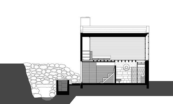 arquitectura_design-Sweden-house_sec curso agua