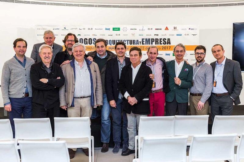 dialogos de arquitectura y empresa valencia evento madrid