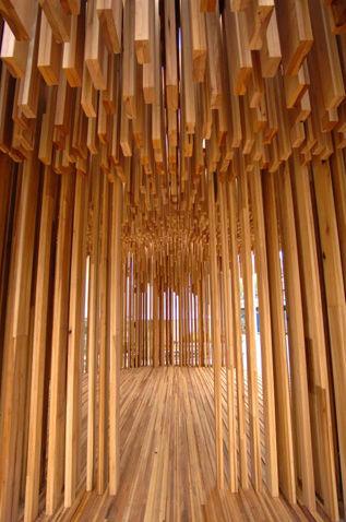 arquitectura_diseño en madera_ Sclera