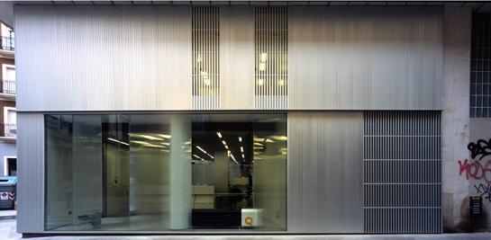 arquitectura_Dolores Alonso_Caja Arquitectos Alicante